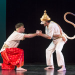 "Boxtales Theater Co. – """"Prince Rama & the Monley King"" 11/13/14 Lobero Theatre"